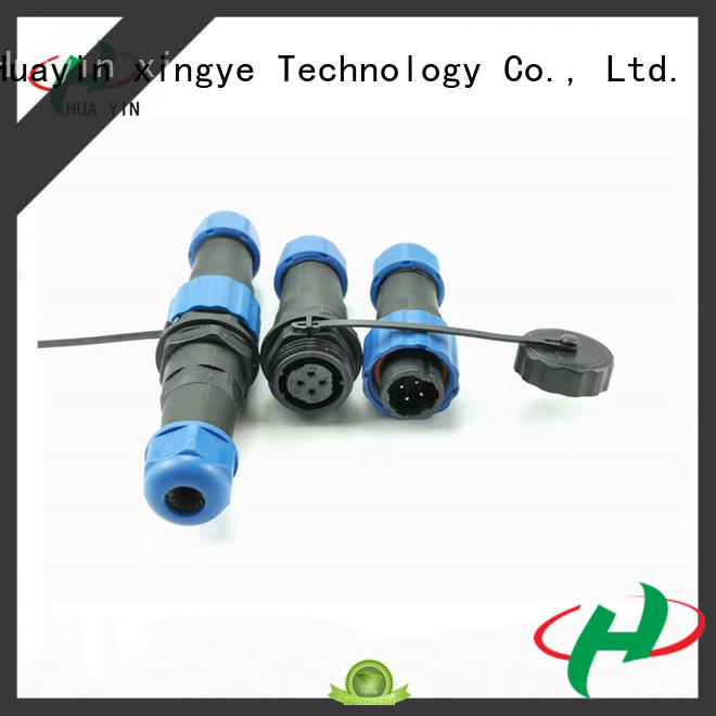 HUA YIN male waterproof electrical cable cover to prevent waterline