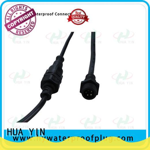 HUA YIN Panel PVC Waterproof Plug wholesale for vessel