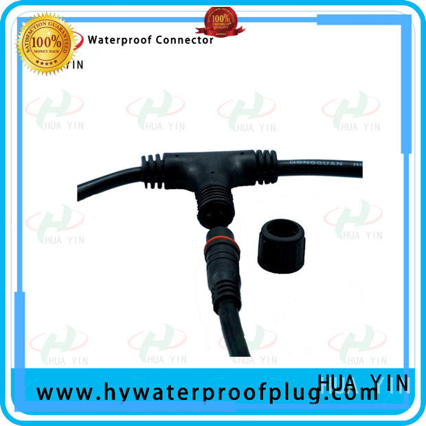 t connector female for cultivation HUA YIN