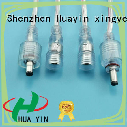 HUA YIN dc connector waterproof buckle for solar power agricultural machinery