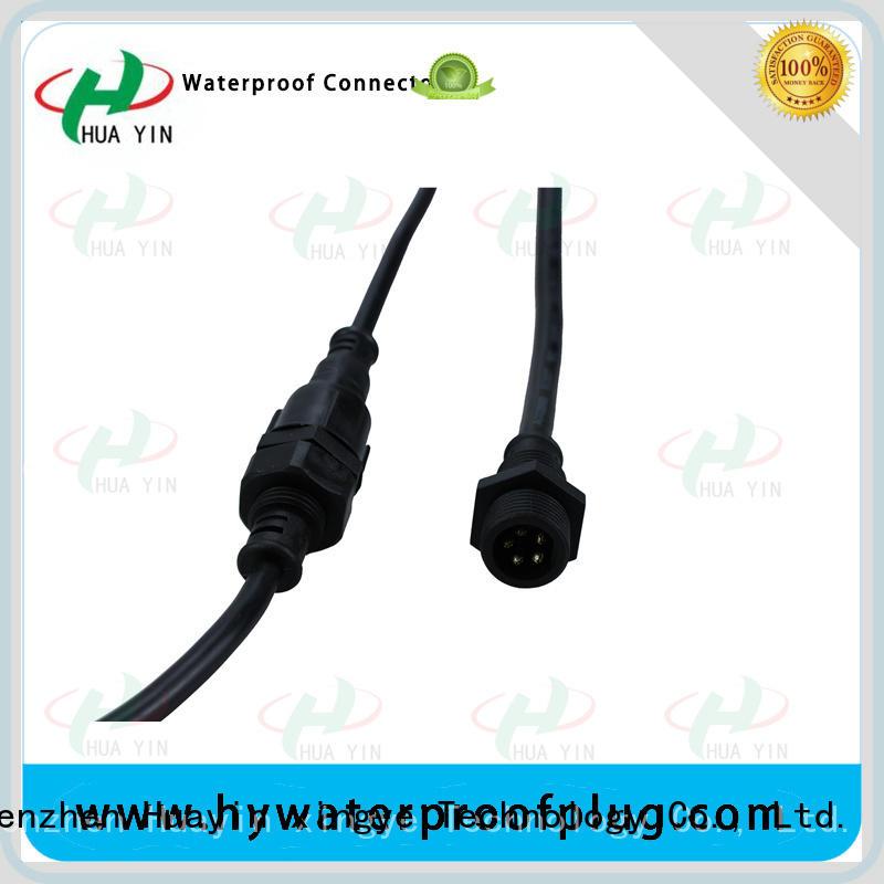 HUA YIN Panel PVC Waterproof Plug maker for vessel