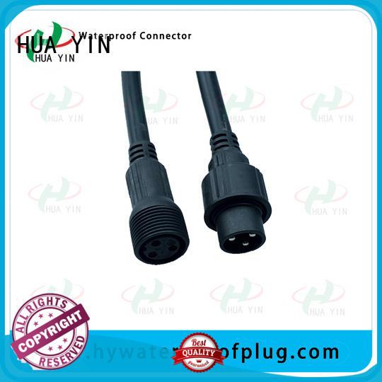two pin waterproof plug wholesale for vessel
