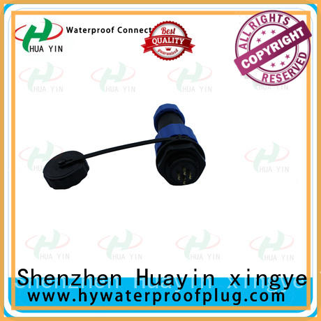 four square meters waterproof electrical cable with tail card to prevent waterline HUA YIN