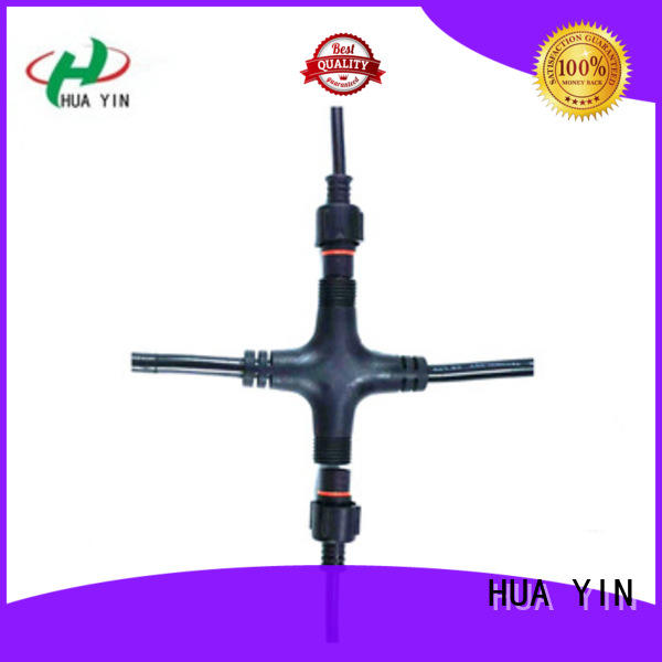 HUA YIN t connector electrical maker for vessel