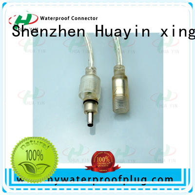 silicone waterproof dc connector supplier for sale