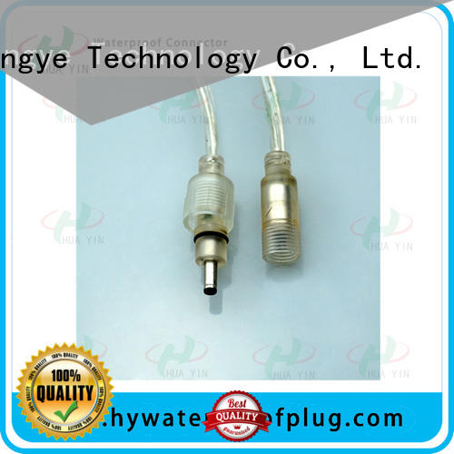 HUA YIN waterproof dc power cable set joints for sale