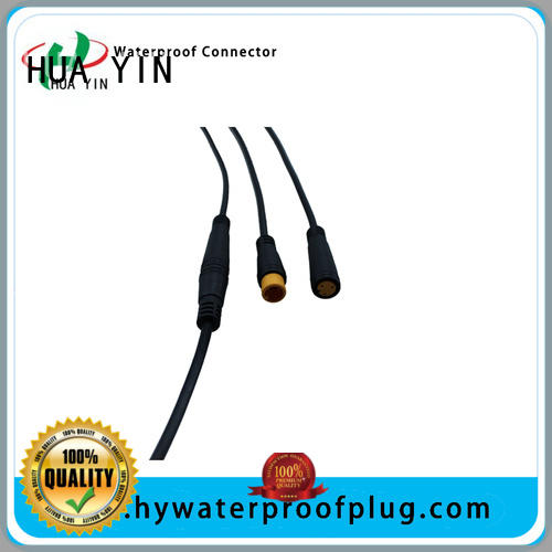 four pin m8 connector cable supplier for floor heating