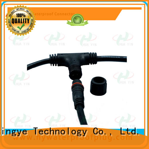 HUA YIN T Connector manufacturer for electronic industry