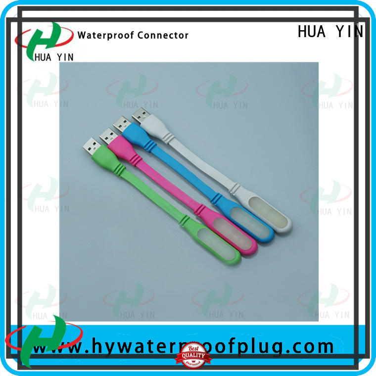 HUA YIN colored Lamp Holder series cable for decoration