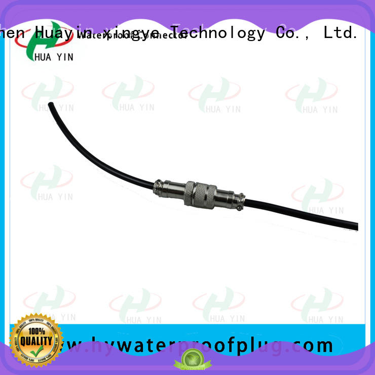 HUA YIN high quality aircraft electrical connectors manufacturer for industry