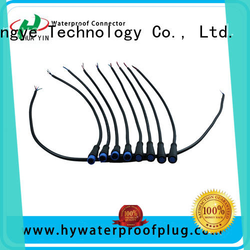HUA YIN round cable gland m8 supplier for display screen