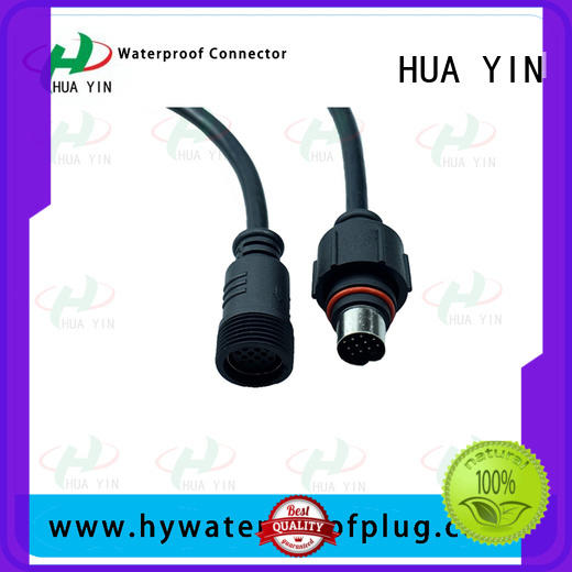 five pin 2 pin waterproof connector plug online for floor heating