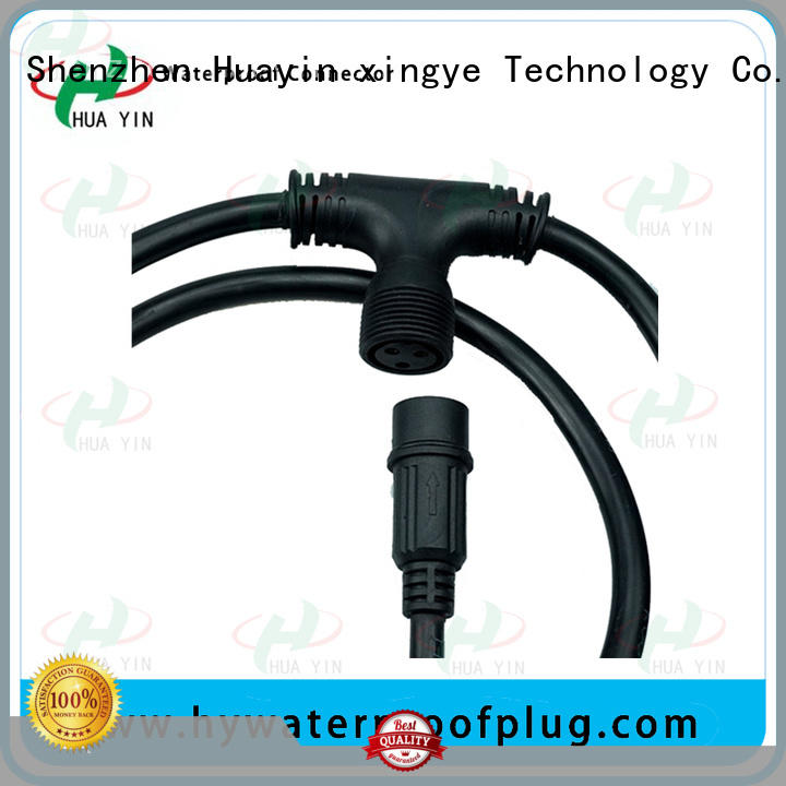 led t connector female wholesale for display screen HUA YIN