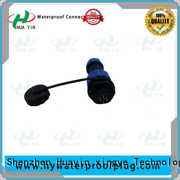 HUA YIN waterproof cable nut to prevent waterline