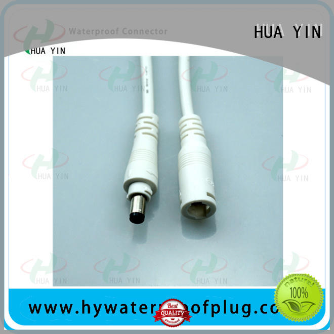 black dc connector waterproof joints for solar power agricultural machinery