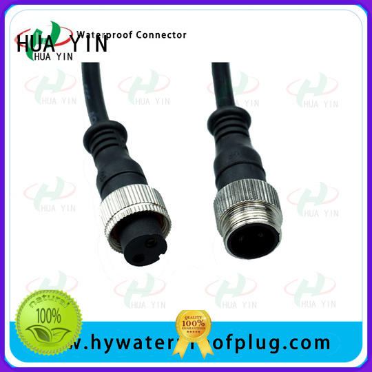 electrical plug connector for display screen HUA YIN