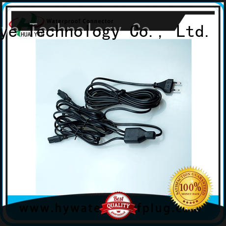 waterproof Y Connector plug for electronic industry