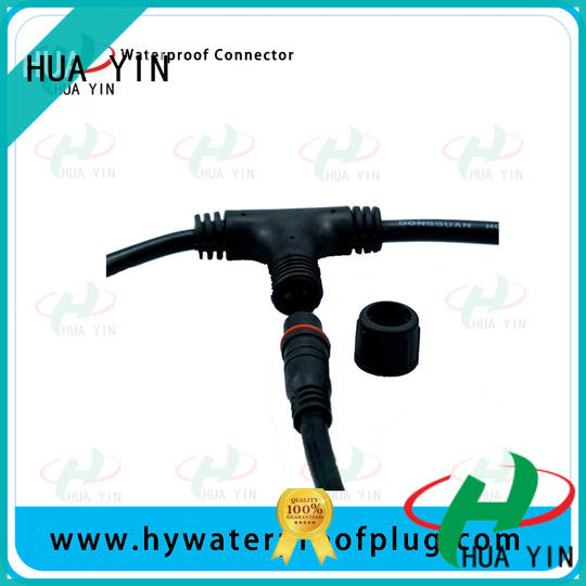 HUA YIN led tee connector wholesale for laser