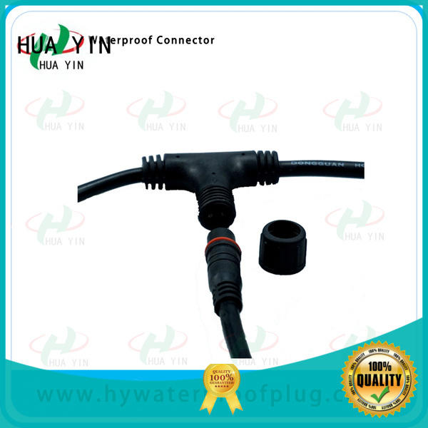 HUA YIN t piece connector fast delivery for laser