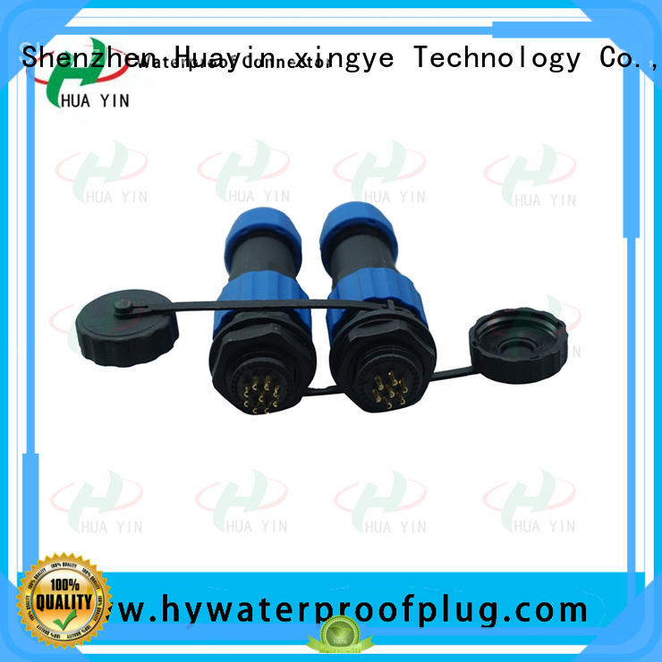 HUA YIN integrated watertight cable connector cover to prevent waterline