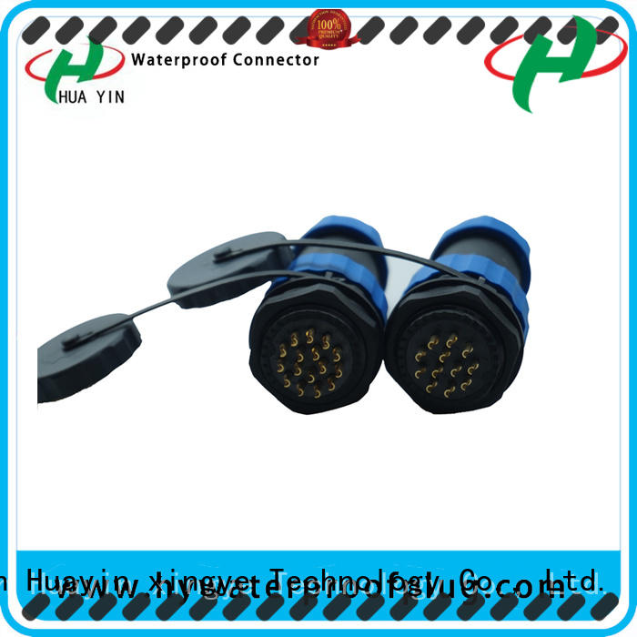 HUA YIN one point electrical y connector with sturdy shell for street lamp