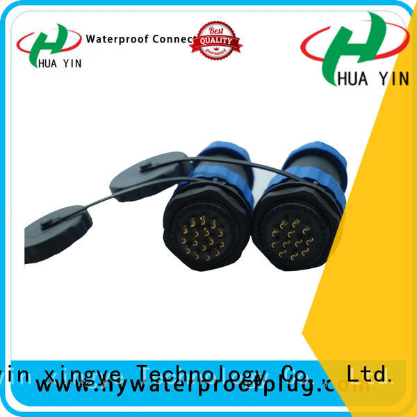 one point 2 wire waterproof connector suppliers for outdoor engineering connections