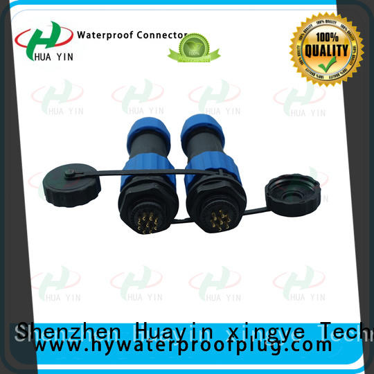 solid waterproof electric cable connectors manufacturer for solar street light