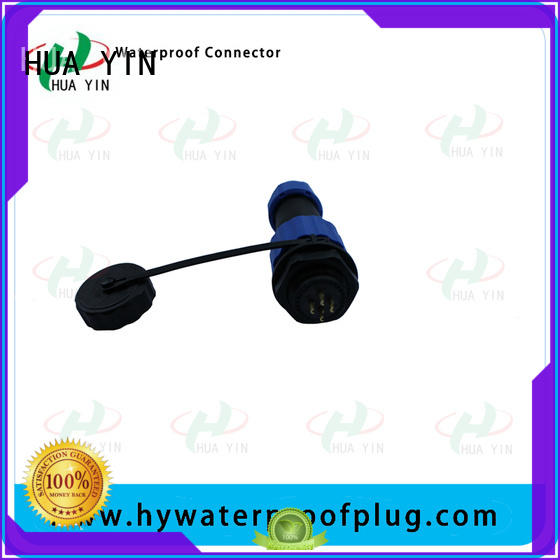 nylon 3 way waterproof cable connector manufacturer for solar street light