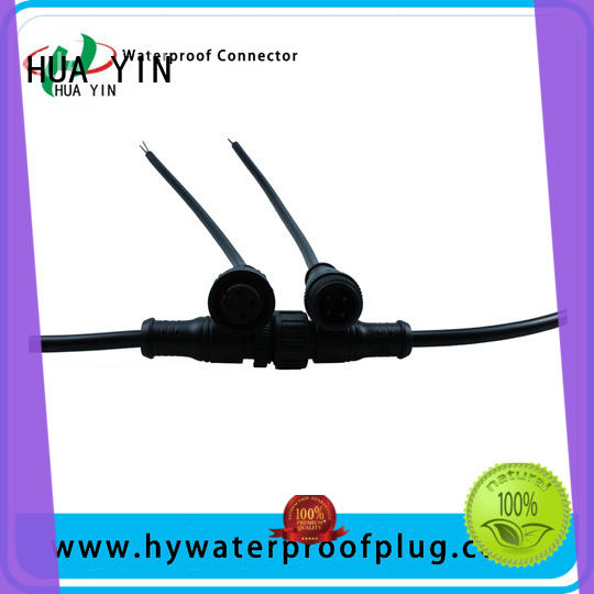 HUA YIN Metal PVC Waterproof Plug wholesale for cultivation