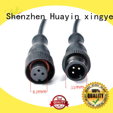 HUA YIN waterproof electrical plug supplier for led