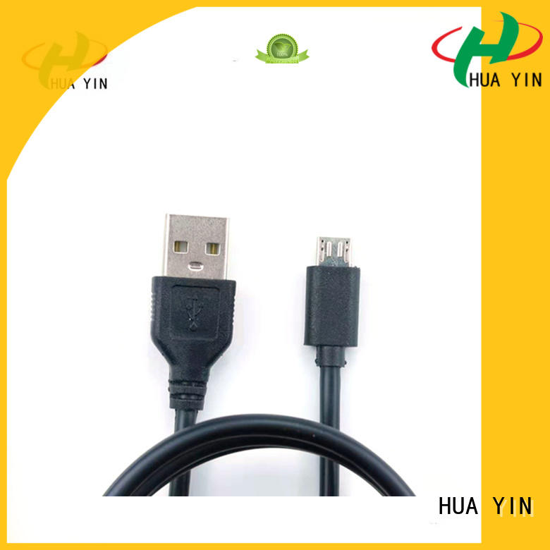 HUA YIN usb power cable manufacturer for mobile phone