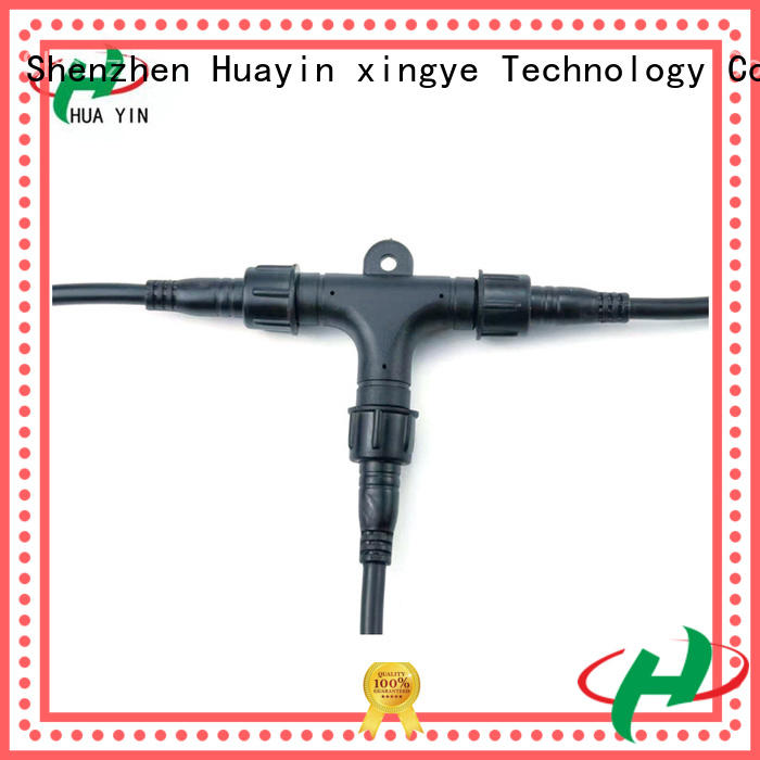 HUA YIN male t connector fast delivery for laser