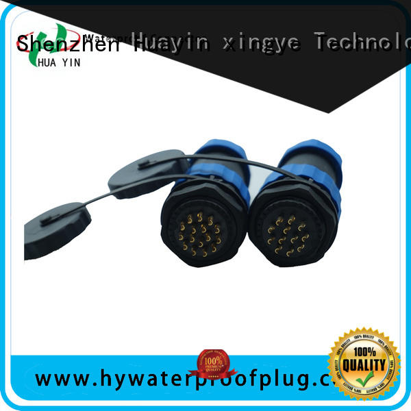 HUA YIN electrical y connector with wear resistance for street lamp