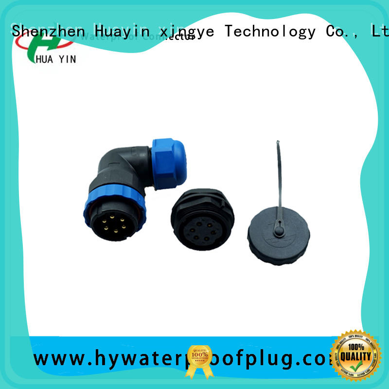 high power waterproof connectors with strong pressure resistance for sale