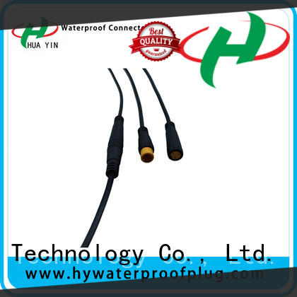 HUA YIN m8 8 pin connector manufacturer for floor heating