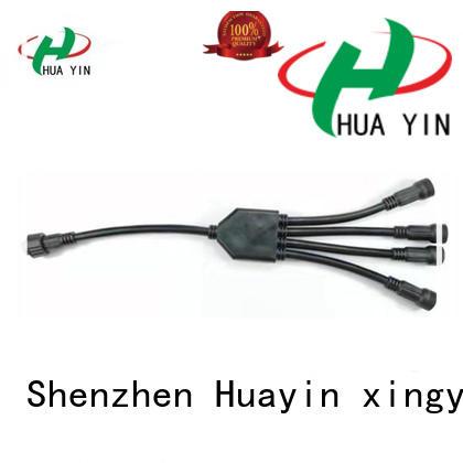 HUA YIN pvc y connector plug for vessel