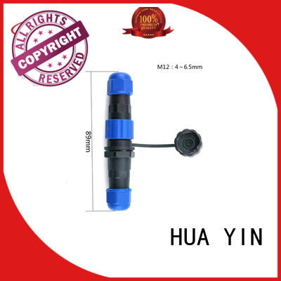 HUA YIN waterproof plug and socket supplier for sale