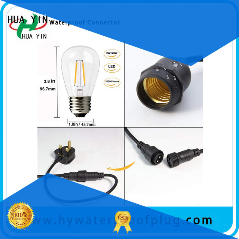 HUA YIN lamp holder kit manufacturer for lighting
