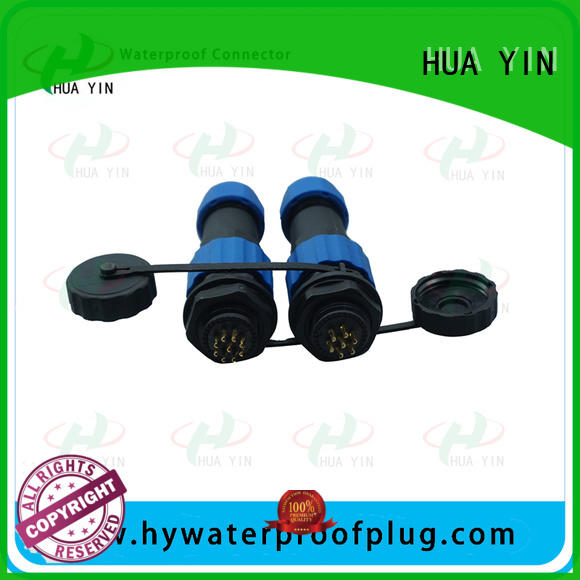 HUA YIN needle watertight cable connector cover to prevent waterline