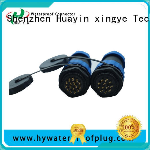 HUA YIN y connector wire long service life for outdoor engineering connections