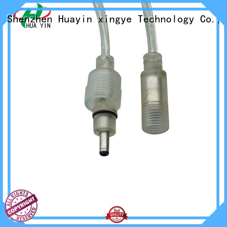 black dc power cable for solar water heater