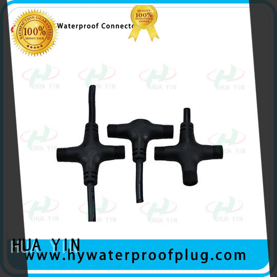 HUA YIN t piece connector supplier for floor heating