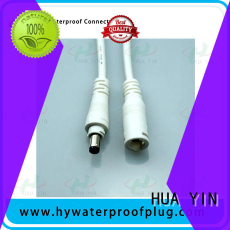 HUA YIN dc power cable with anti uv for lithium battery