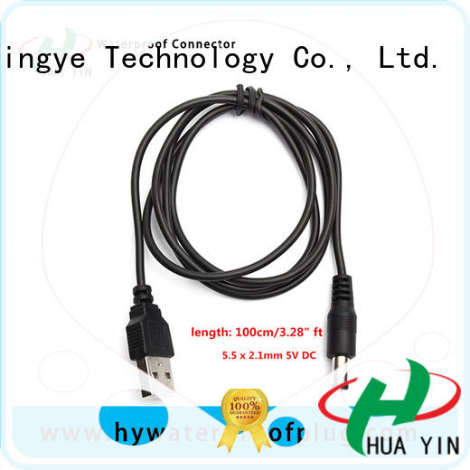 HUA YIN usb power cable turn for camera
