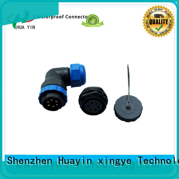 HUA YIN black electrical wire t connector supplier online