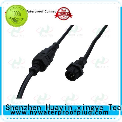 HUA YIN Panel PVC Waterproof Plug online for laser