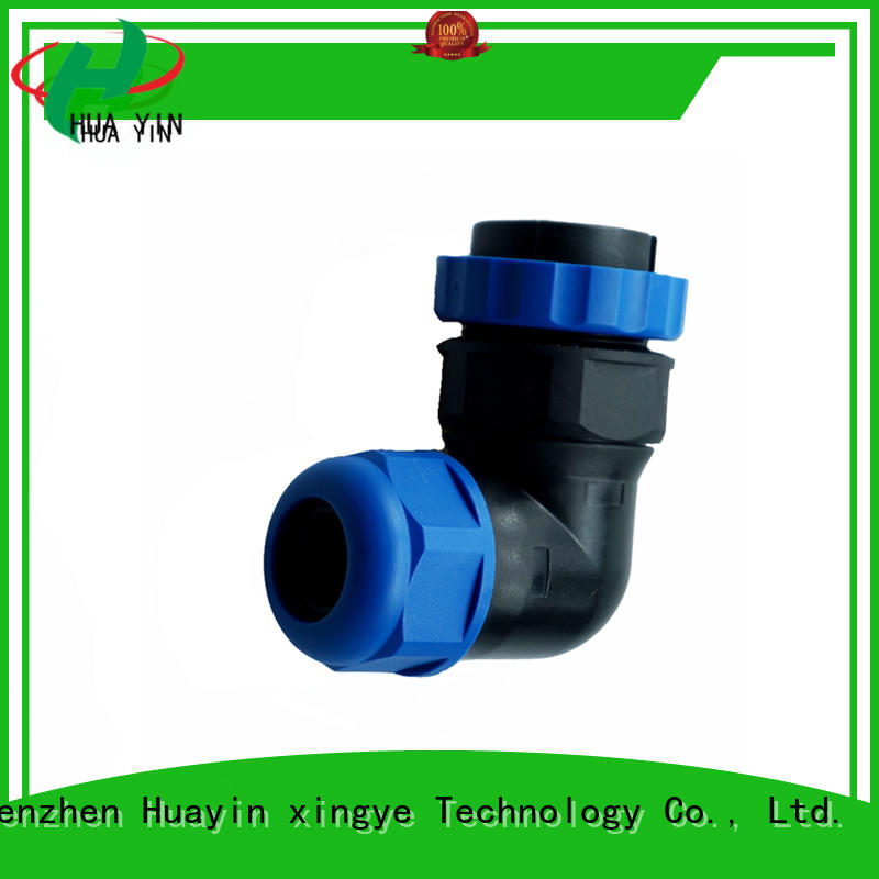 nylon watertight wire connectors manufacturer for display cabinet