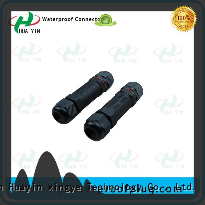 HUA YIN outdoor power cord pin tail