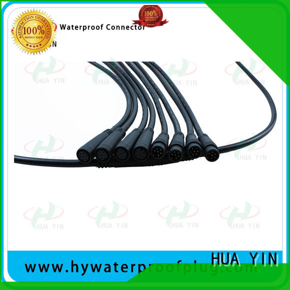 HUA YIN m8 male connector wholesale for floor heating