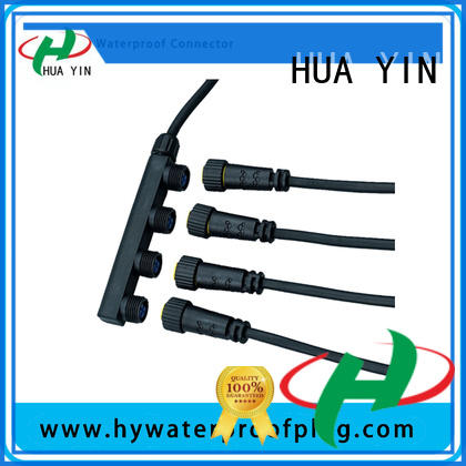 HUA YIN Distributor Connector maker for led screen